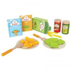Hape houten pasta set