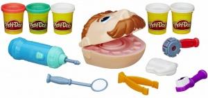 Play-Doh kleiset Tandarts 12-delig