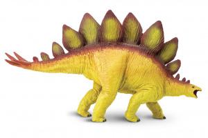 Caoutchouc Naturel jouet Dinosaure st/égosaure Rouille en vert en caoutchouc Jouets