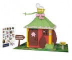 DISNEY FAIRIES HUIS MINI SPEELSET