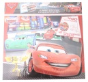 DISNEY KLEUR EN STICKERSET (400 STICKERS) CARS