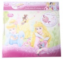 DISNEY KLEUR EN STICKERSET (400 STICKERS) PRINCESS
