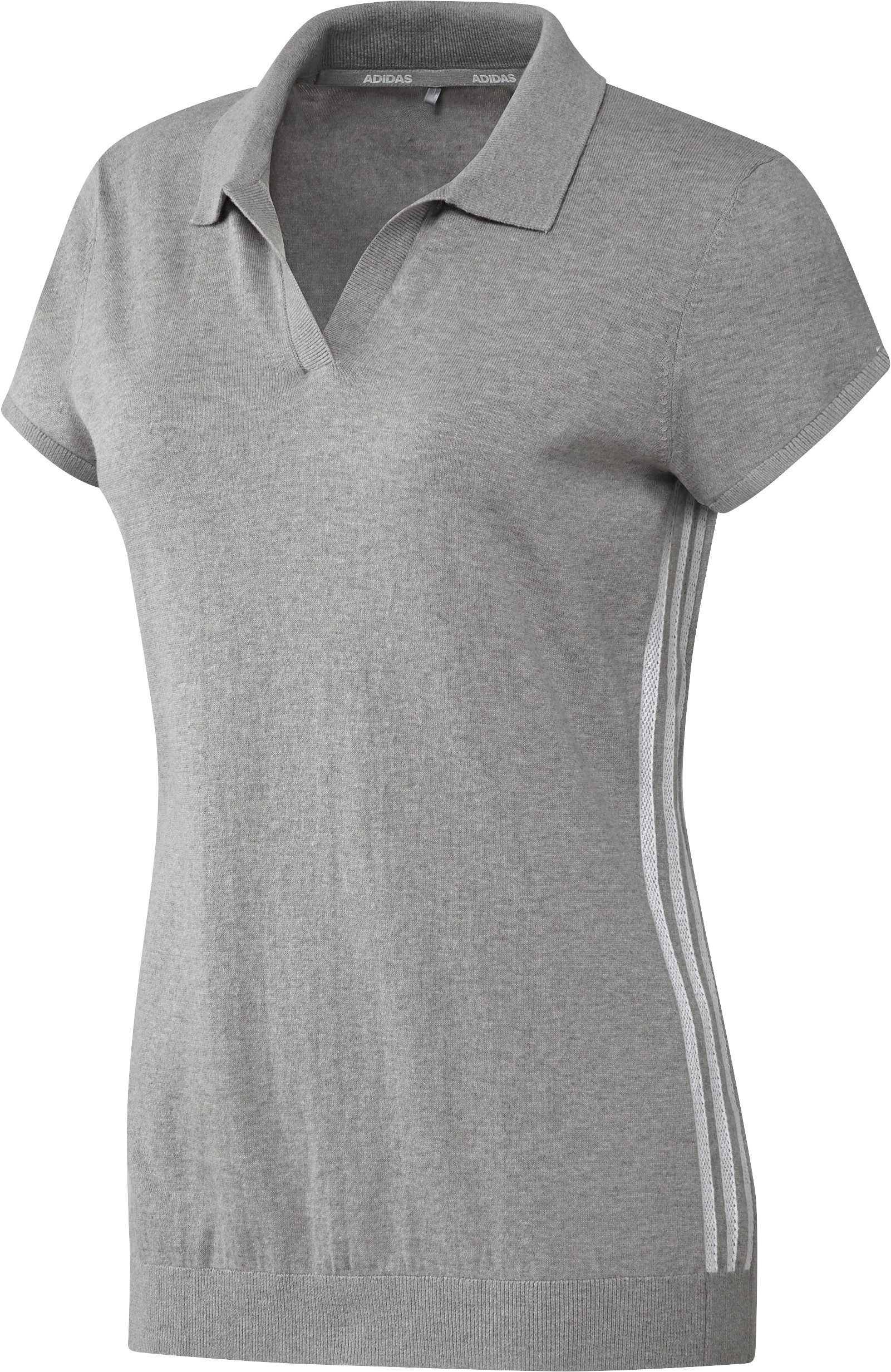 golfpolo SS Performance ladies grey