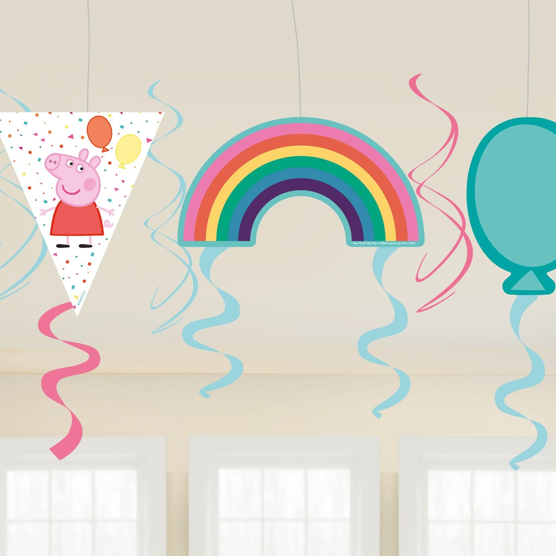Couverture Peppa Le Cochon Rainbow Designs