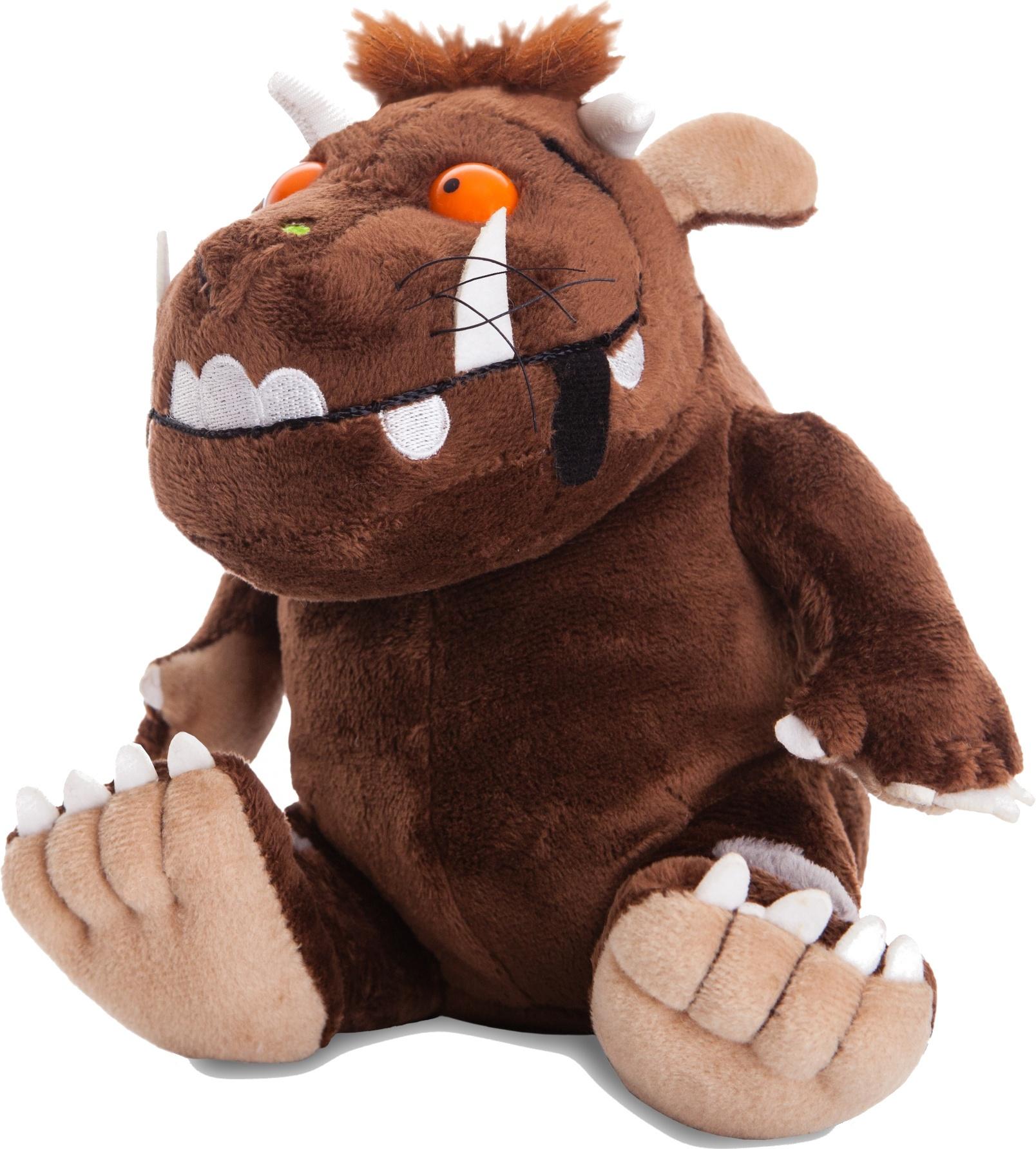 De Gruffalo knuffel 41 cm donkerbruin - Internet-Toys