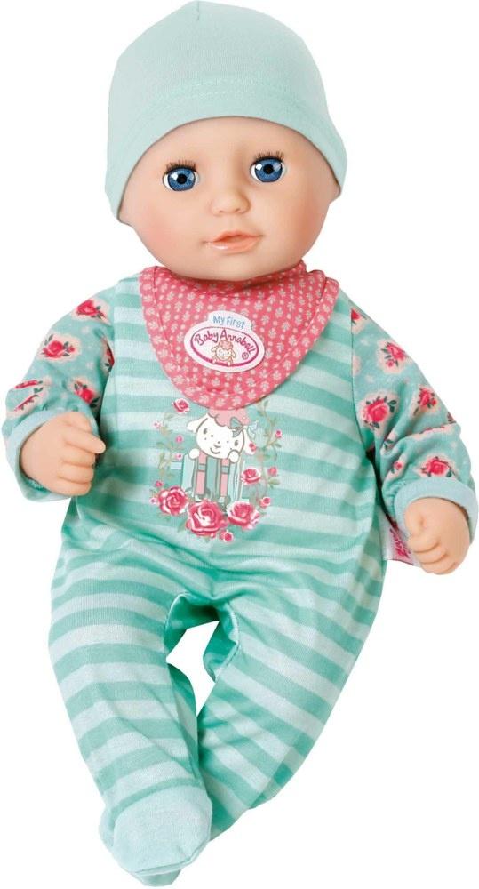 Baby Annabell kledingset blauw 3-delig - Internet-Toys