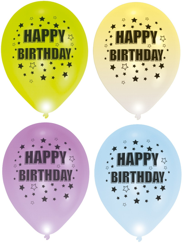 luftballons led beleuchtung