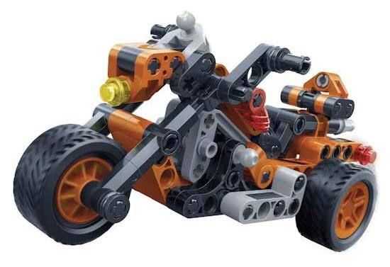 kit Supercar Bullet 118-piece
