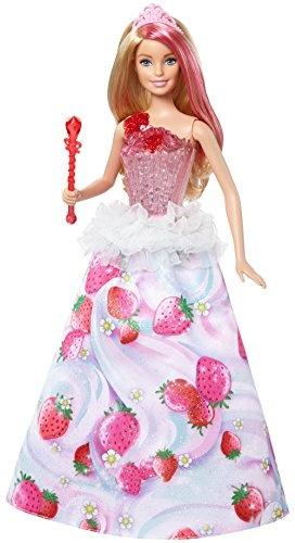 Barbie Dreamtopia Sweetville teenager doll pink pink 28 cm ... 77ae2841cd