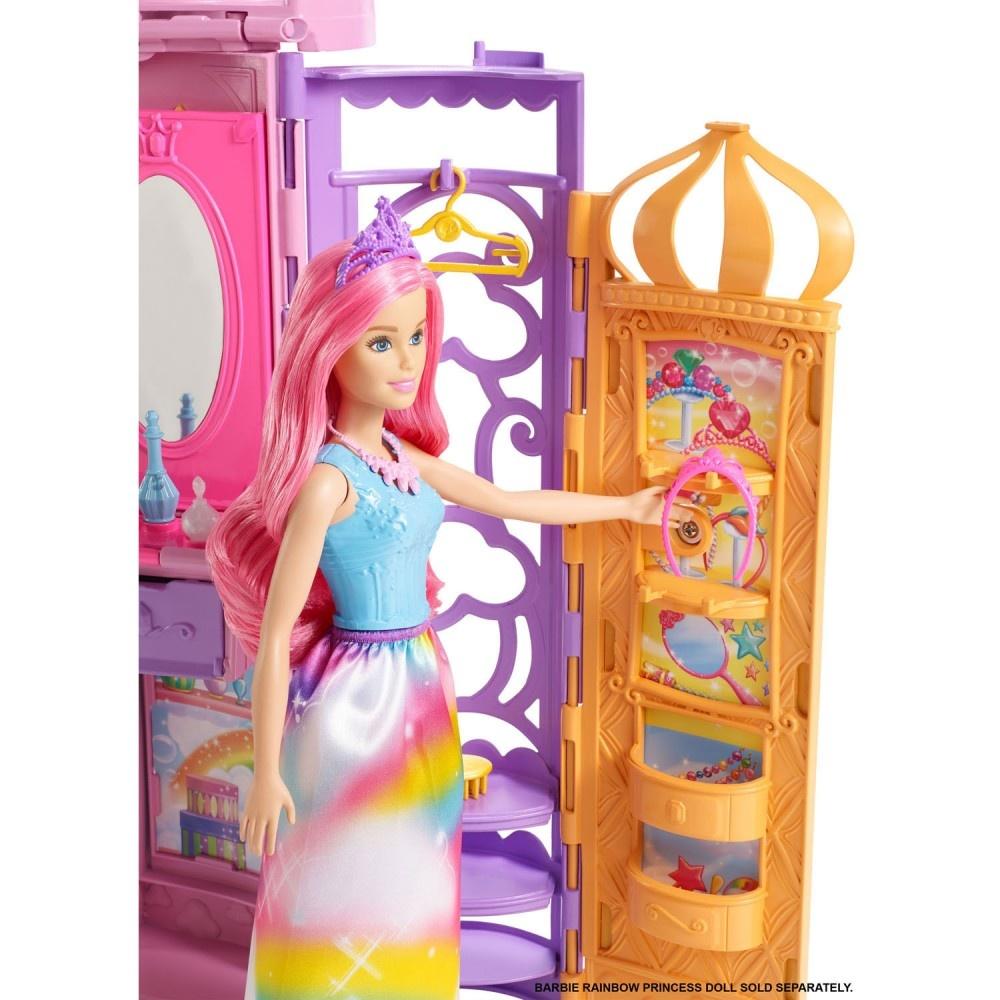 Barbie dollhouse Dreamtopia Castle girls 96 cm - Internet-Toys ca2633803f