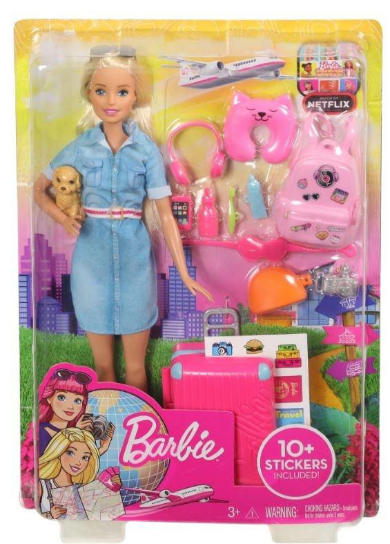 Barbie dreamhouse Adventures teen doll on trip 30 cm - Internet-Toys 6b6f06439a