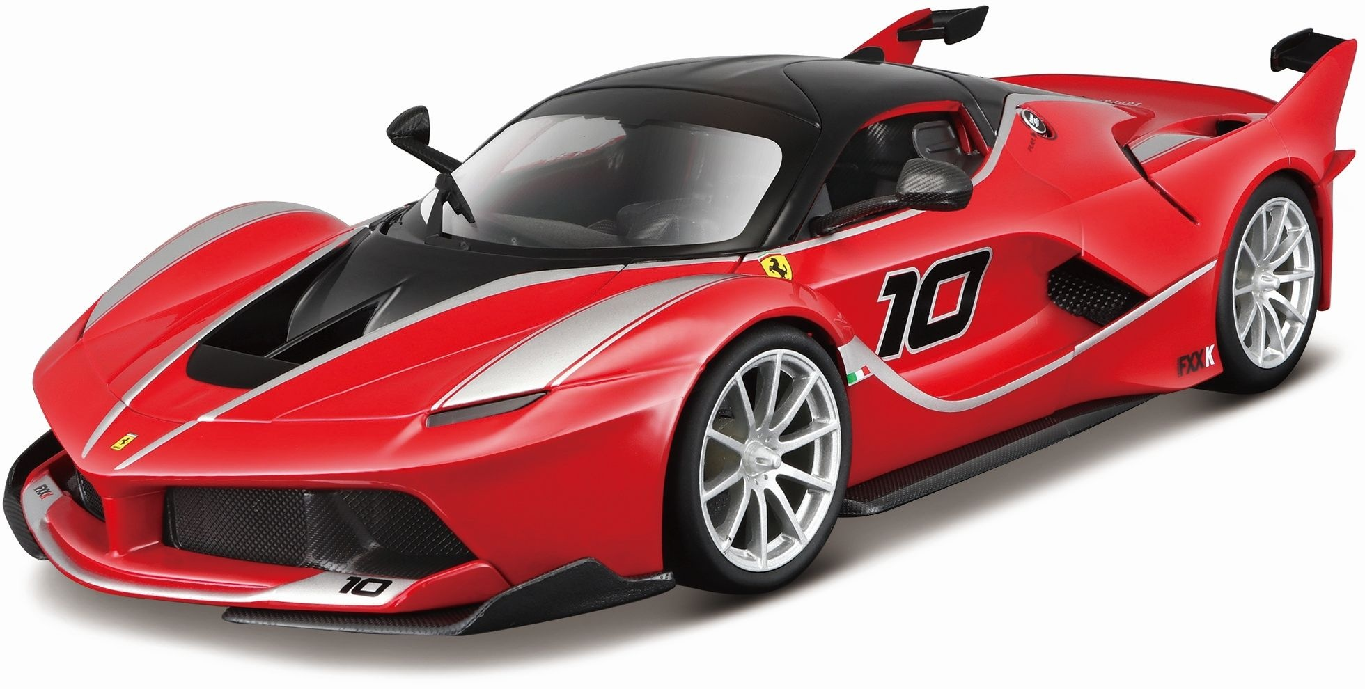 Bburago Miniature Ferrari Fxx K 25 Cm Red Internet Toys