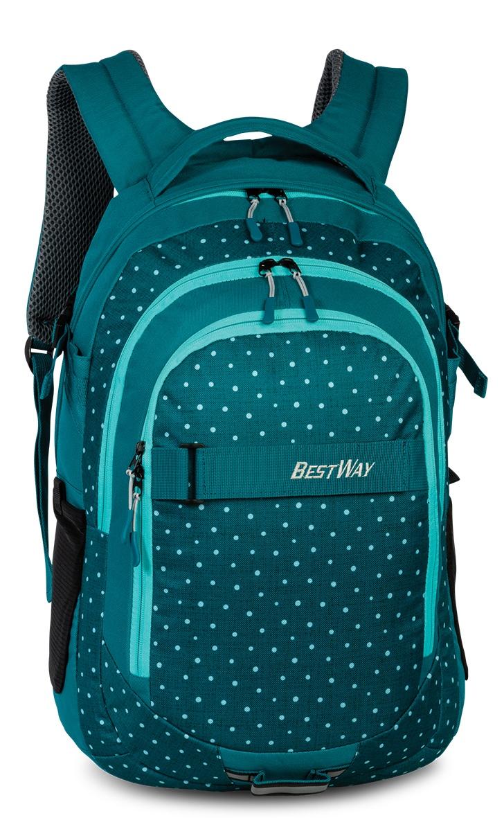 4eb2d336c2702 Bestway rucksack Evolution Air 22 Liter türkisfarben - Internet-Toys