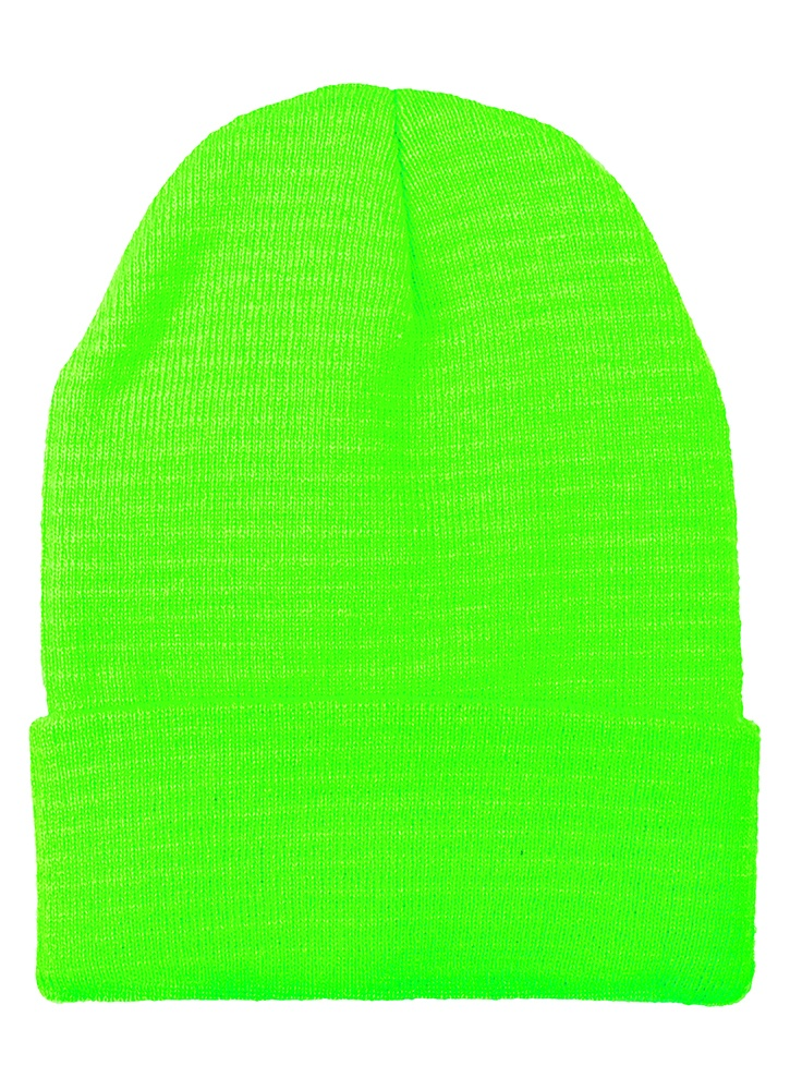 b18aa0dab76fd Boland beanie unisex one size neon green - Internet-Toys