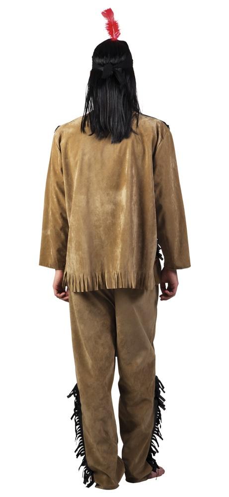 Boland Homme Taille Bear Indien Costume Big Pour 5456 Brun SqzUMVGp