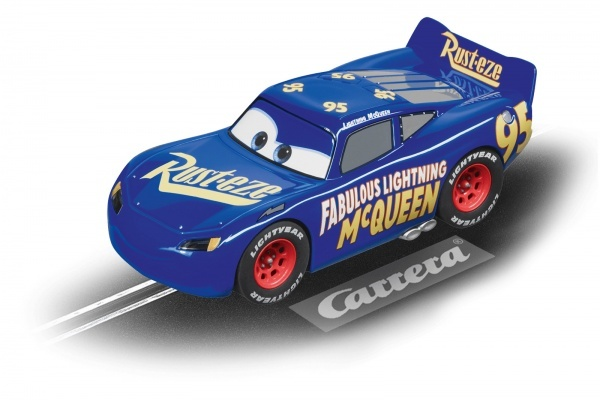 Carrera Digitaler Rennwagen Cars Lightning Mcqueen Blau 1 32