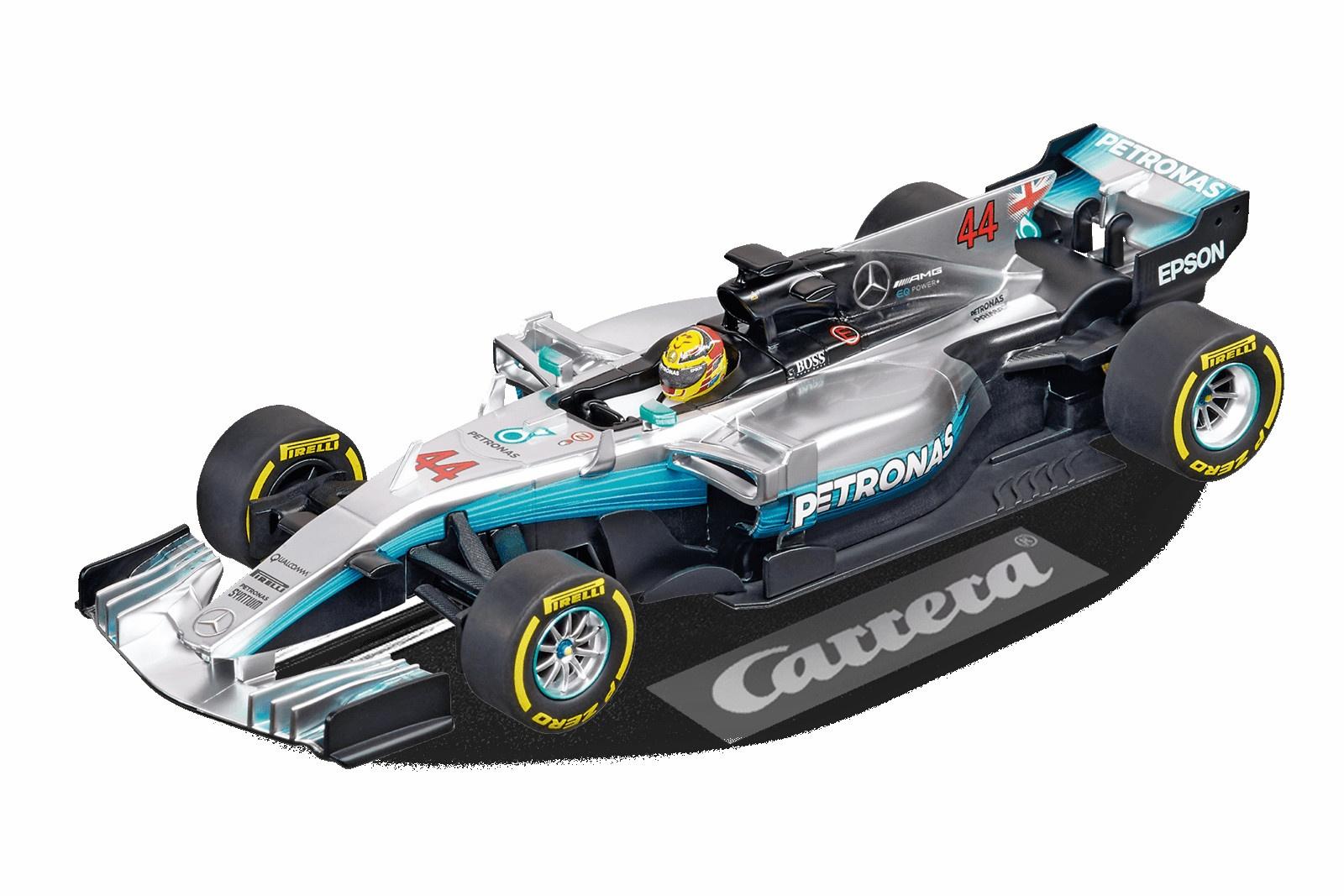 Voiture De Course Evolution Mercedes Benz F1 Hamilton 1 32