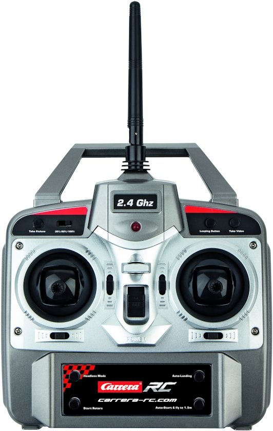 Elektrisches Spielzeug Quadrocopter Guidro CARRERA RC