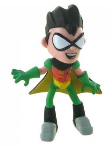 Comansi Dc Comics Teen Titans Go Play Figure Robin Green 7 Cm - Internet-Toys-4440