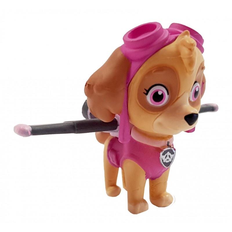 play figure Paw Patrol: Skye 5 cm brown