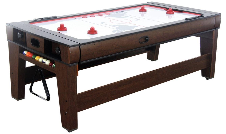 Cougar Reverso Pool U0026 Air Hockey Table 217 Cm ...