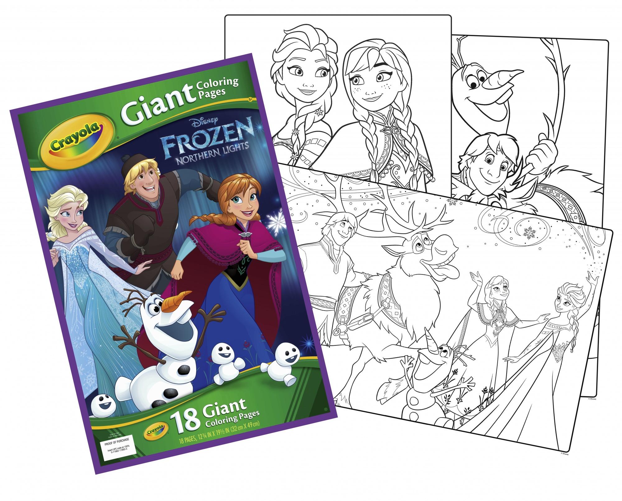 Mooie Kleurplaten Frozen.Frozen Kleurplaat Online