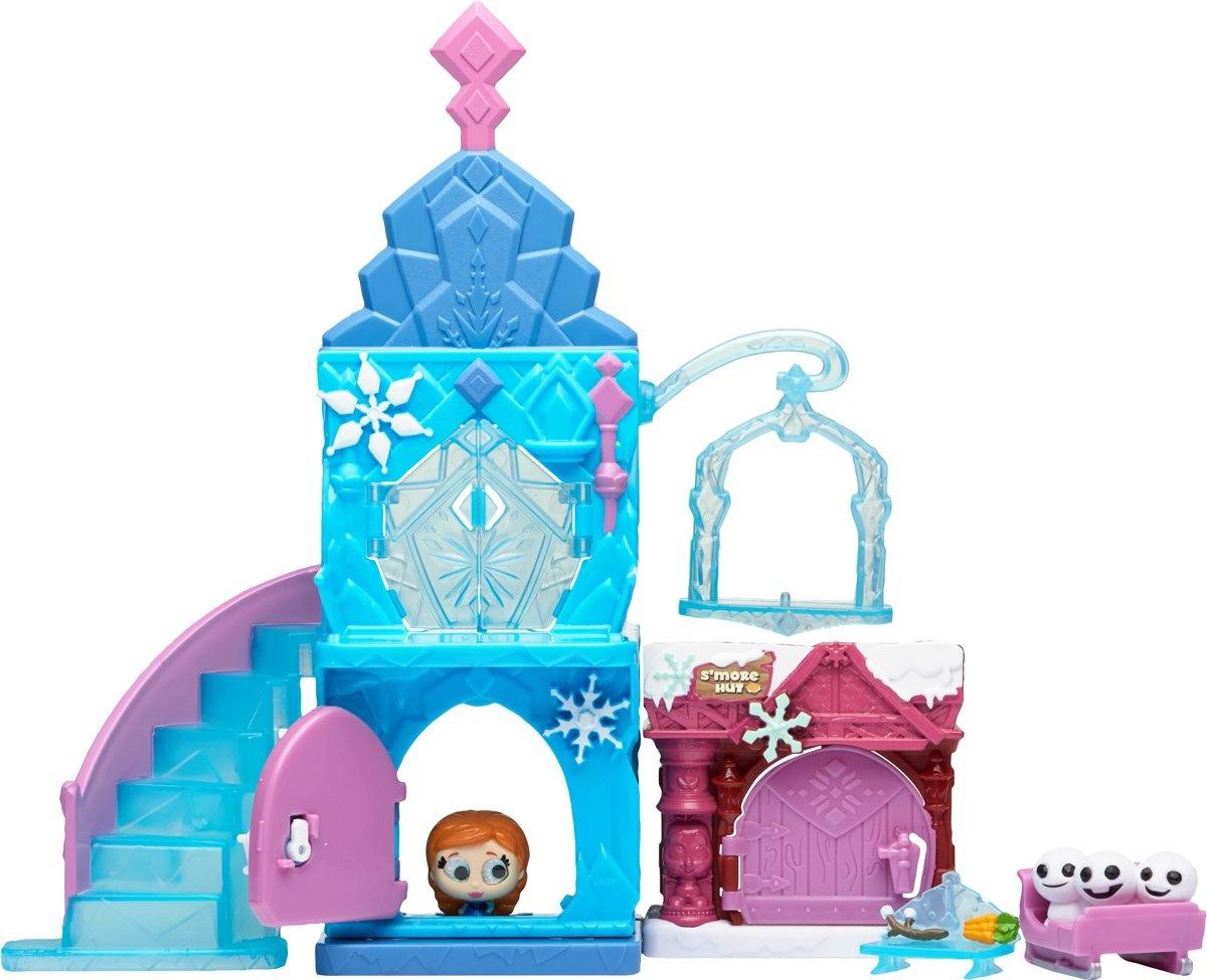 Beste Disney Doorables - Frozen Ice Castle junior blue/purple - Internet AD-89