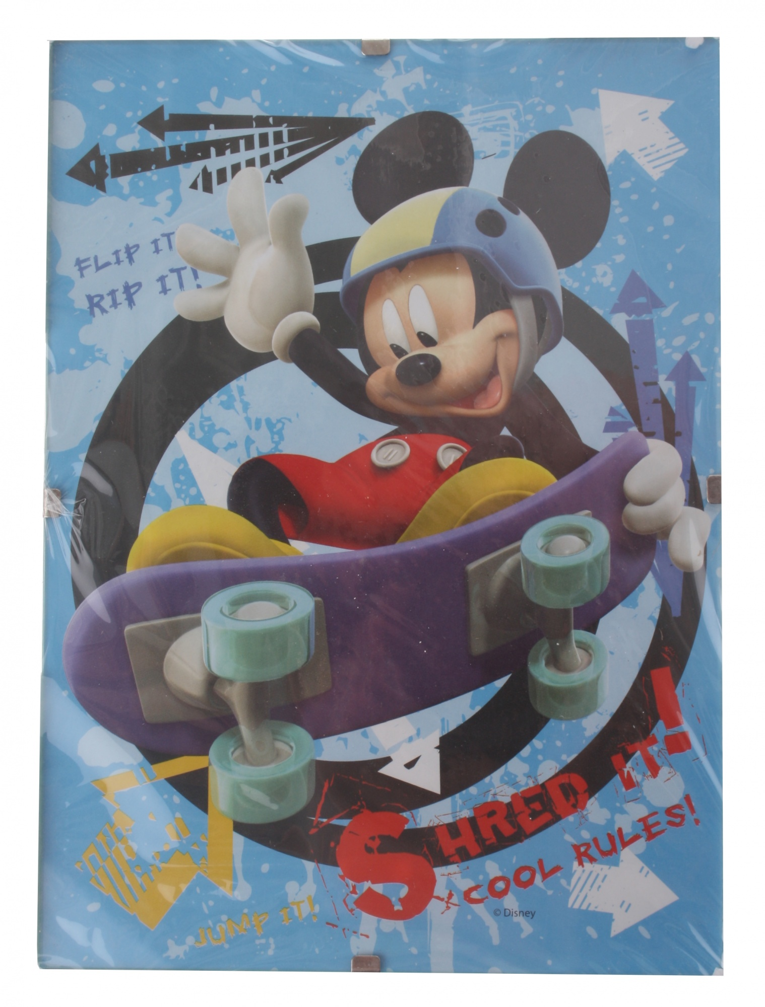 disney foto mickey mouse 13 x 18 cm internet toys. Black Bedroom Furniture Sets. Home Design Ideas