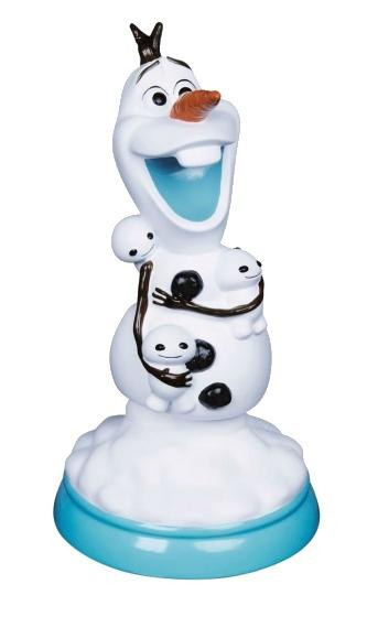 3d29601e9f2d3 Disney lamp Frozen Olaf 32 cm white - Internet-Toys