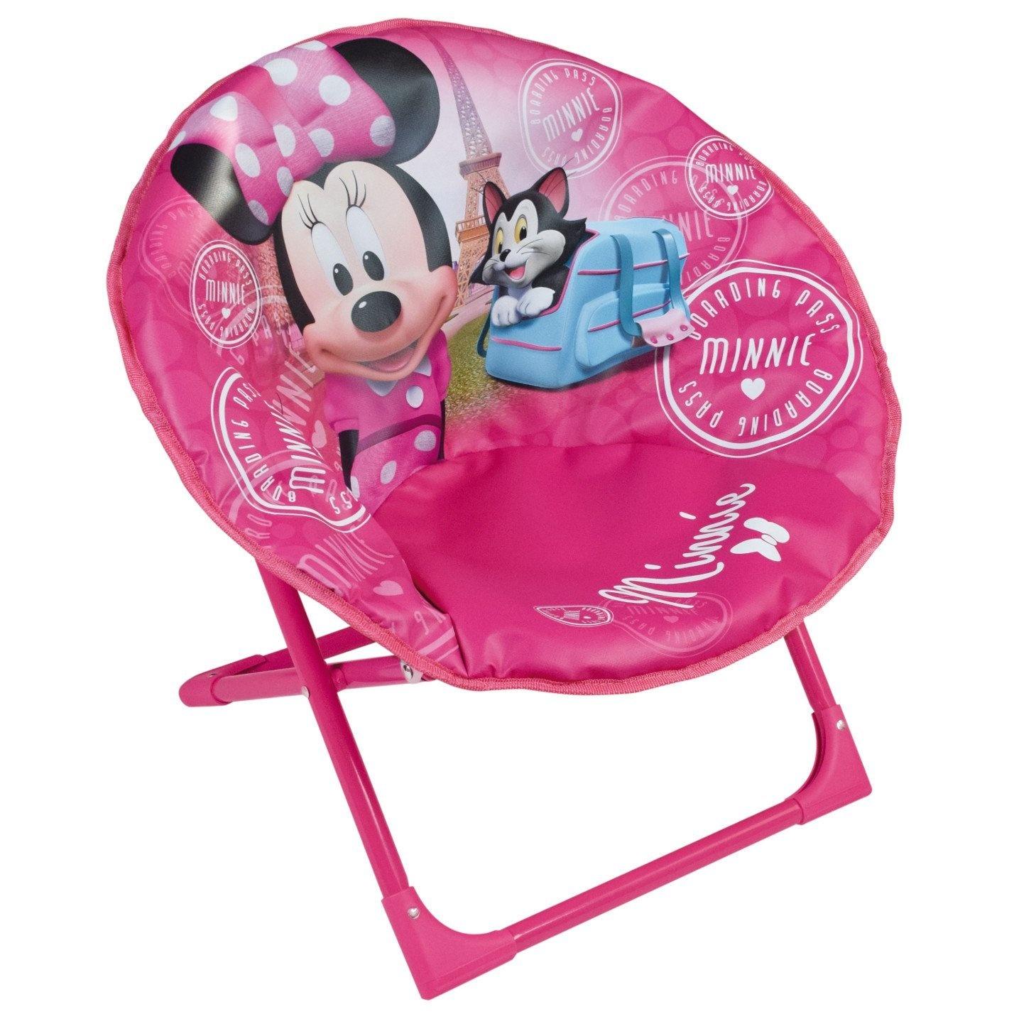 Minnie Mouse Stoel.Minnie Mouse Stoel Meisjes Roze 53 X 56 X 43 Cm