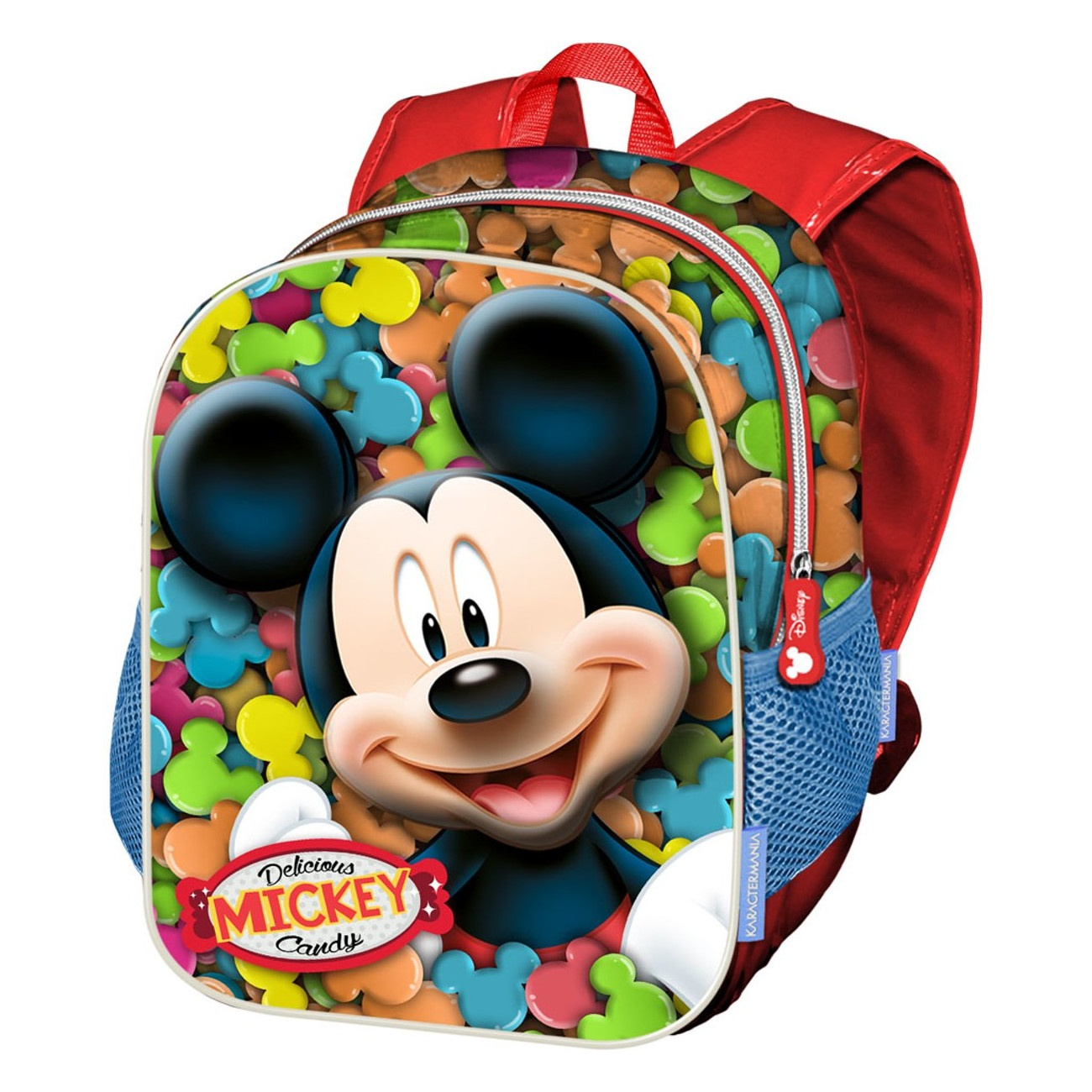 Backpack 3d Mickey Mouse 14 Liters