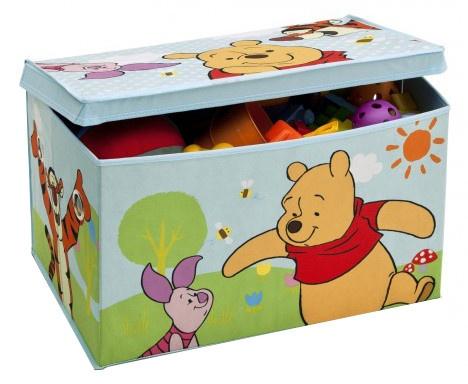 Disney Winnie the Pooh-Speicher-Korb 56 x 36 x 34 cm - Internet-Toys