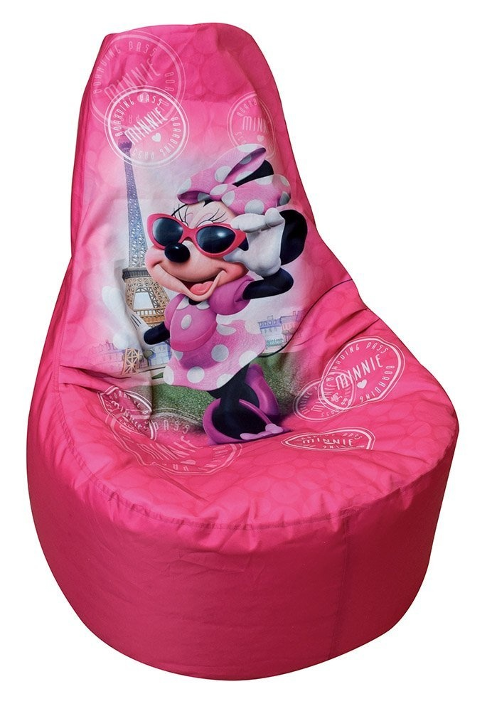 Disney Beanbag Minnie Mouse 67 X 59 X 54 Cm Pink Internet Toys