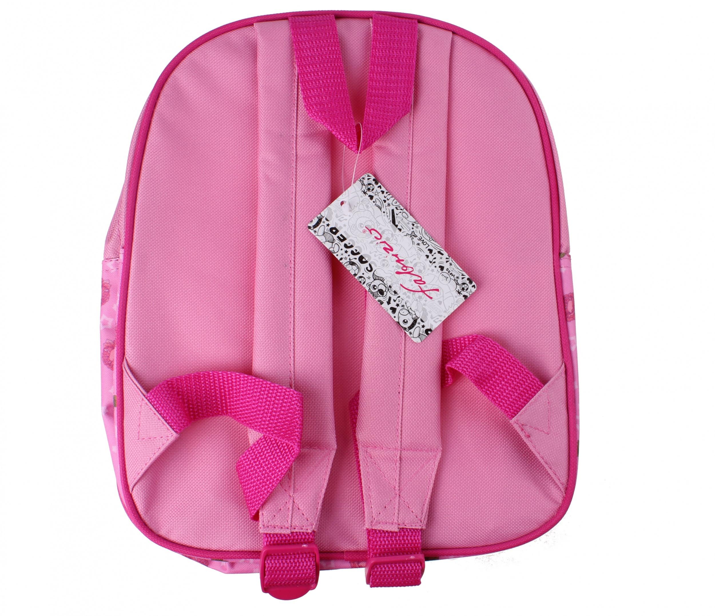 6a1789e9551 Fabrizio Prinsessen rugzak 4,5 liter roze - Internet-Toys