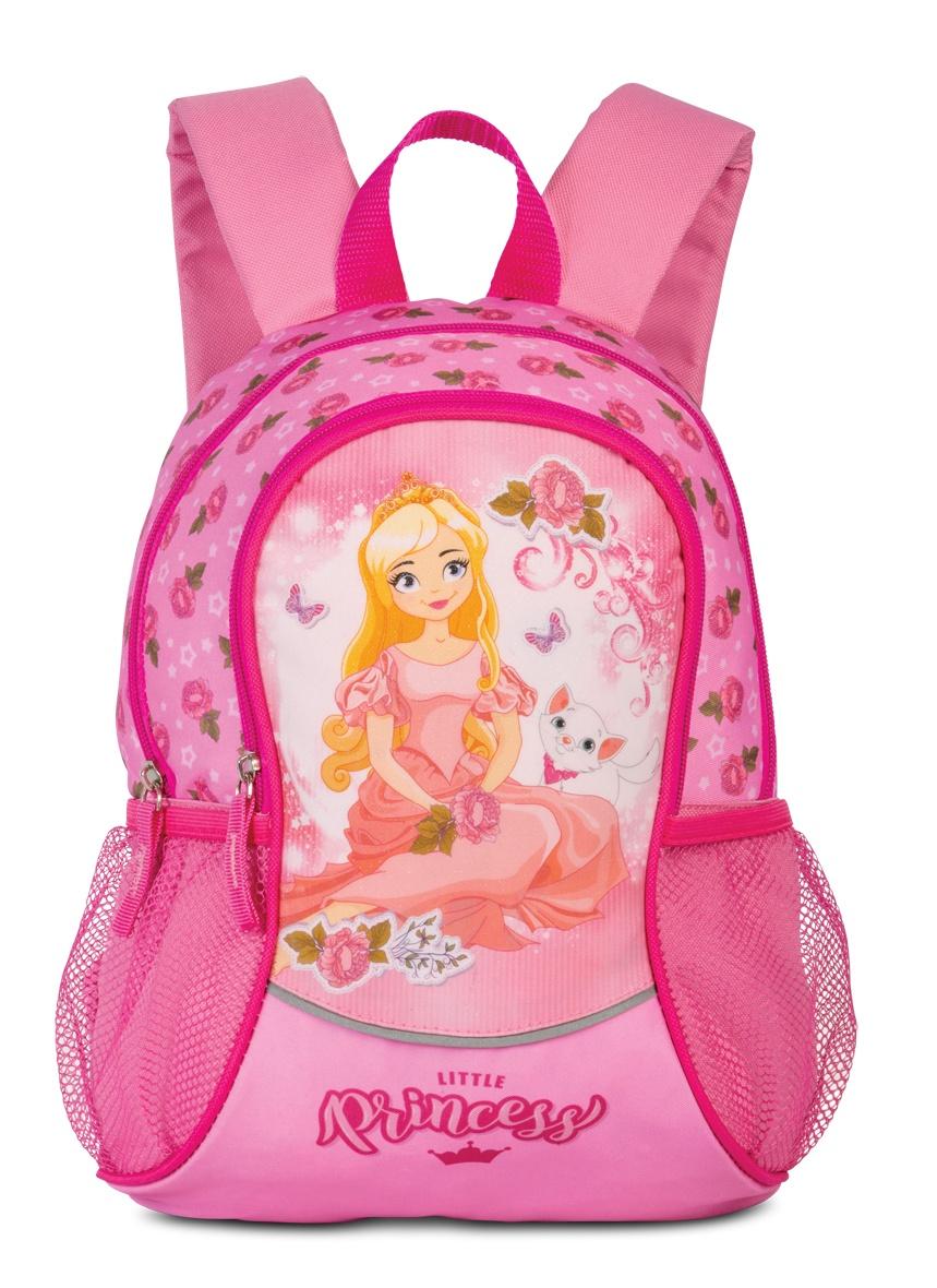 697067076ca Fabrizio Prinsessen rugzak roze 10,5 liter - Internet-Toys