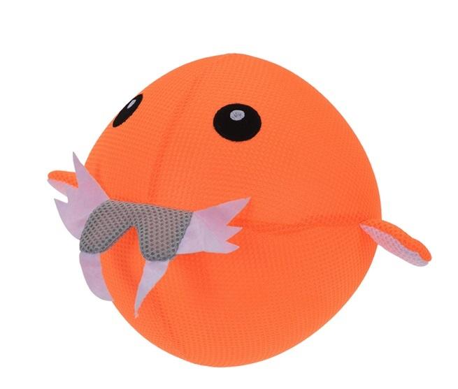 Inflatable Splashball Sea Animal Orange 23 Cm