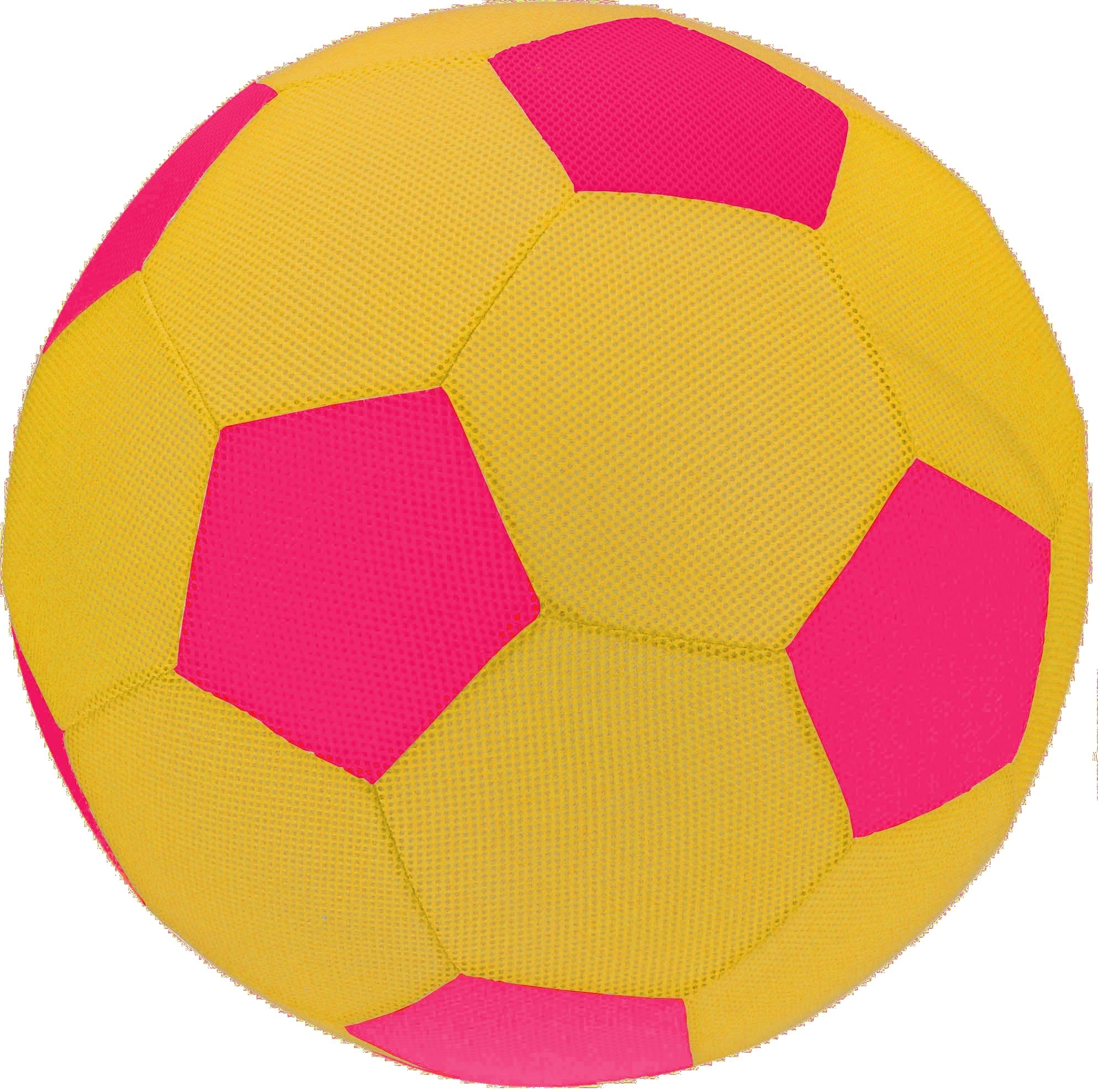 Spielzeug Fussball Netz Gelb 30 Cm