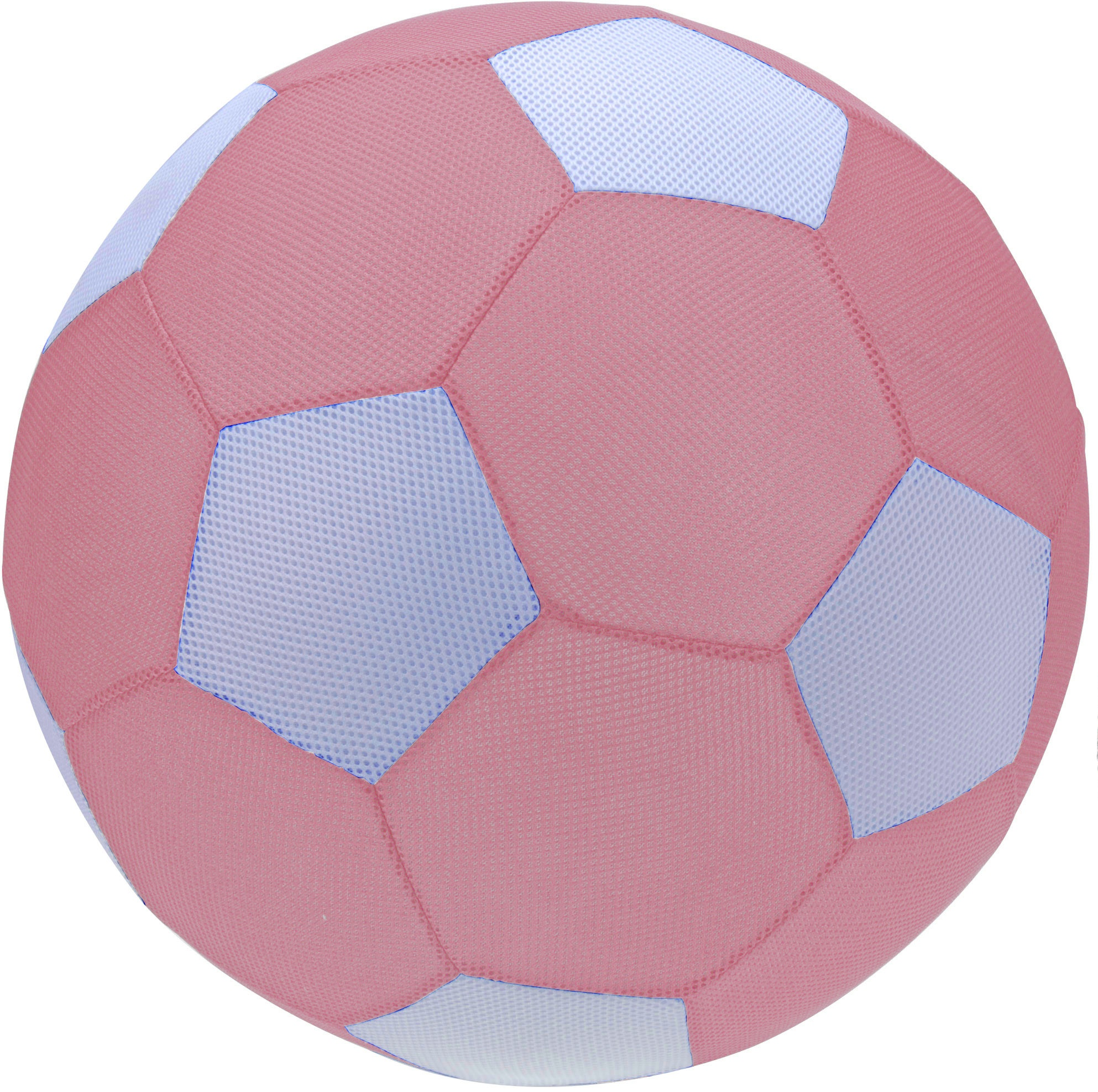 Spielzeug Fussball Netz Pink 30 Cm