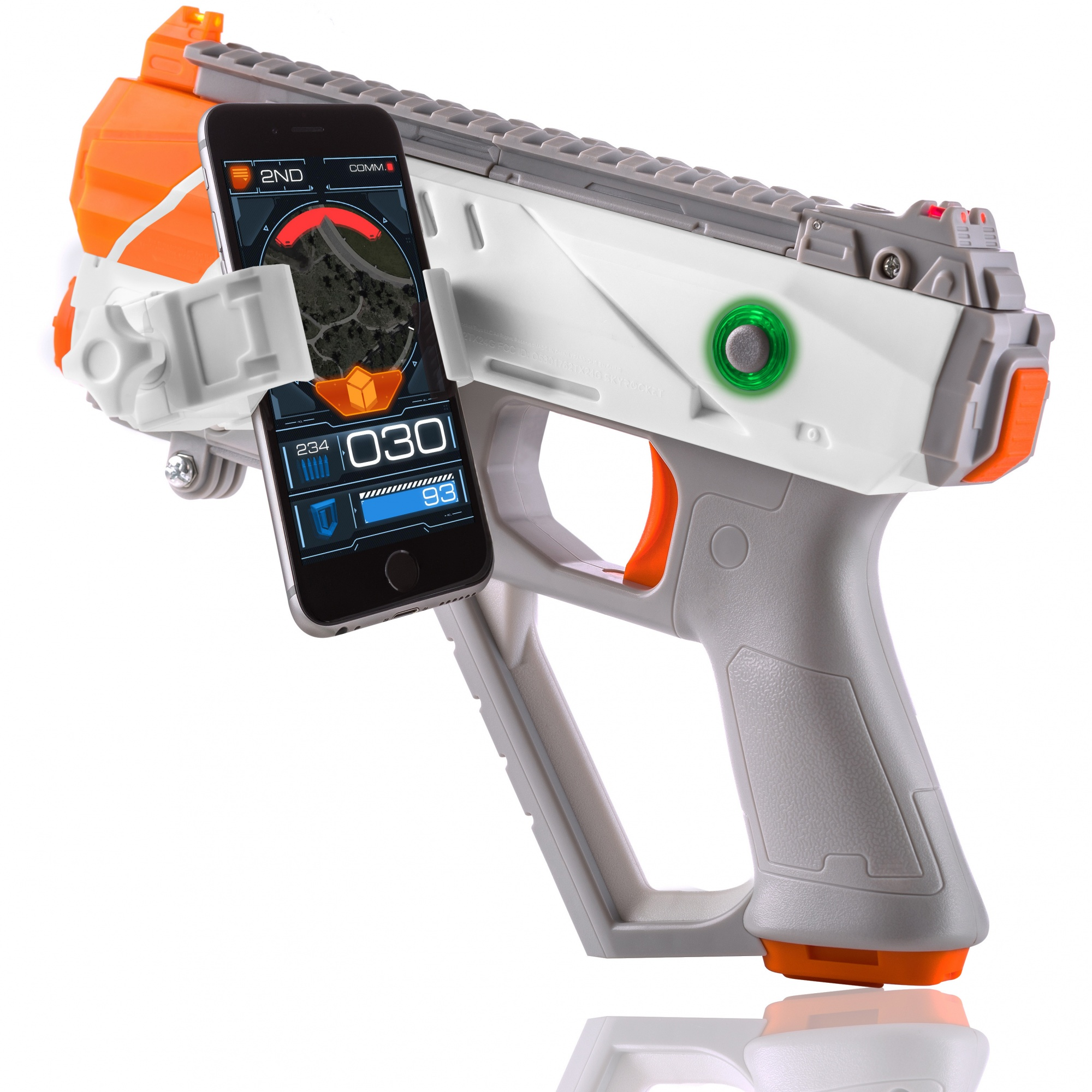 Starter Set Goliath Toys Recoil GPS Laser Combat Spiele