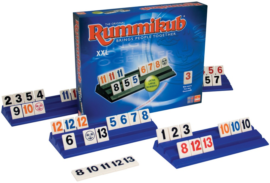 Aantal Stenen Rummikub