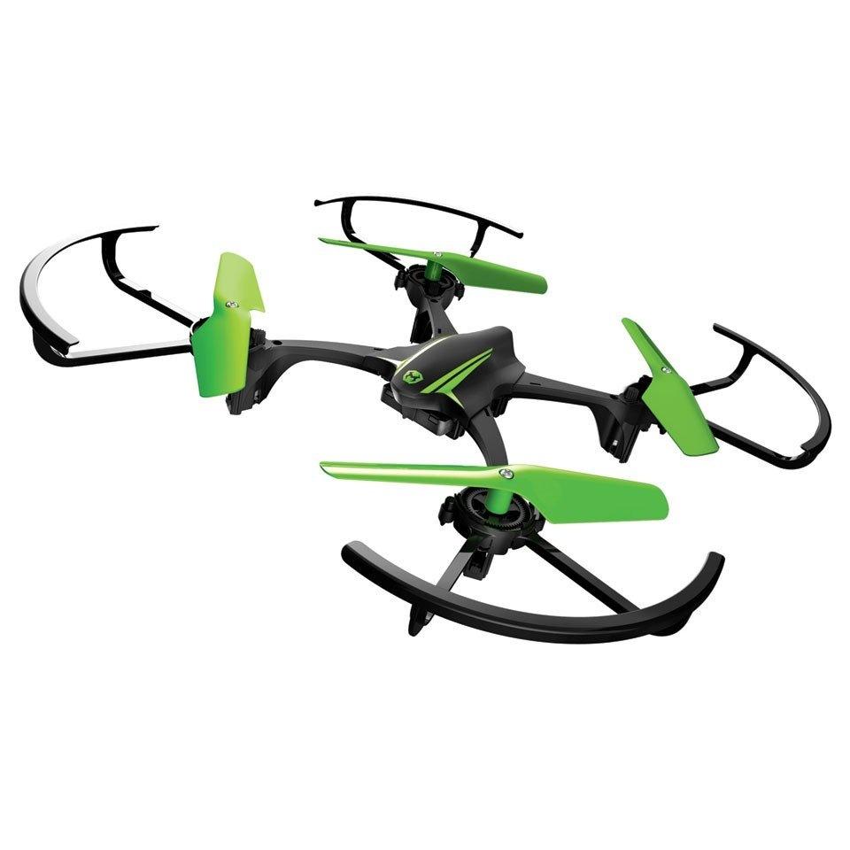 Uitgelezene Sky Viper S1750 Stunt quadcopter 35.5 x 30.5 cm black / green VS-95