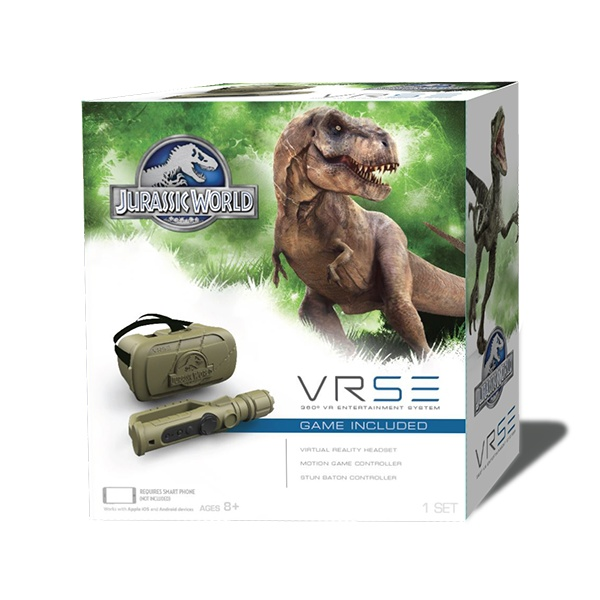 Jurassic Vrse Virtuelle Park Jeu De Réalité doQxWrCBeE