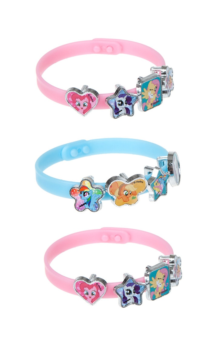 Kamparo Accessories Set My Little Pony Bracelets And Charms 21 Piece Enlarge