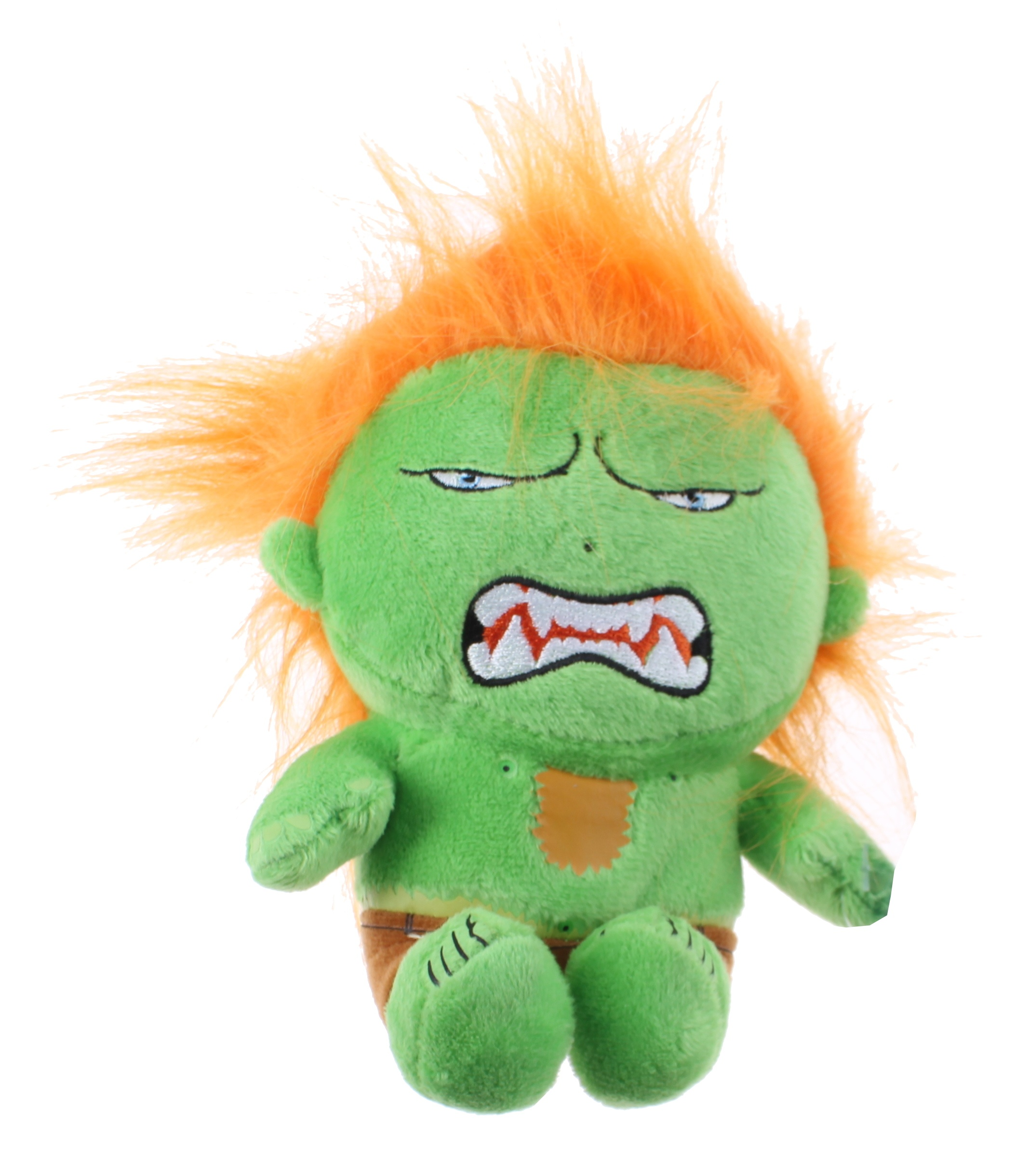 cuddly toy Street Fighter Blanka 15 cm