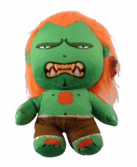 cuddly toy Street Fighter Blanka 28 cm