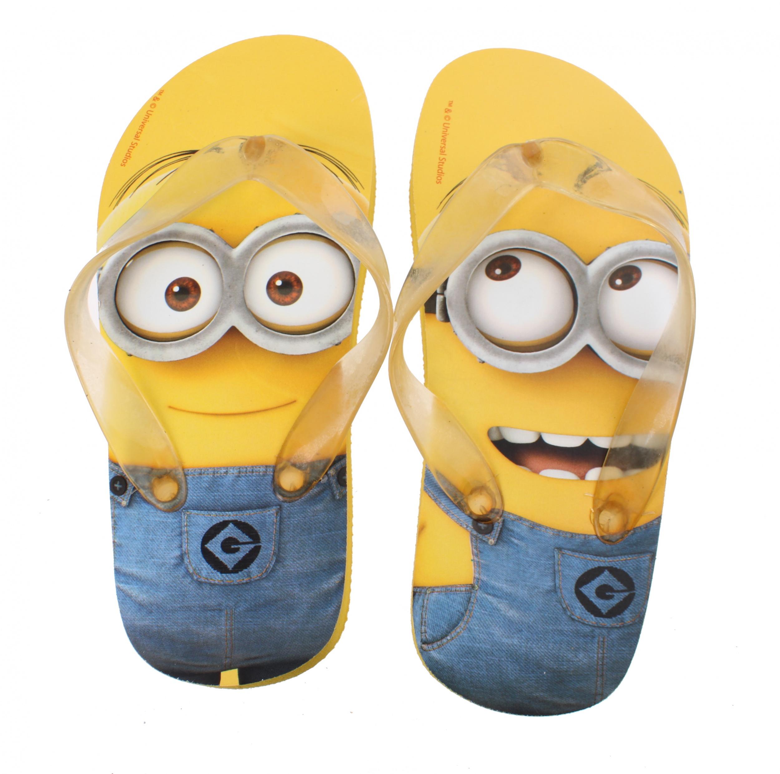 199043a82 Kamparo flip flops Minions junior yellow - Internet-Toys
