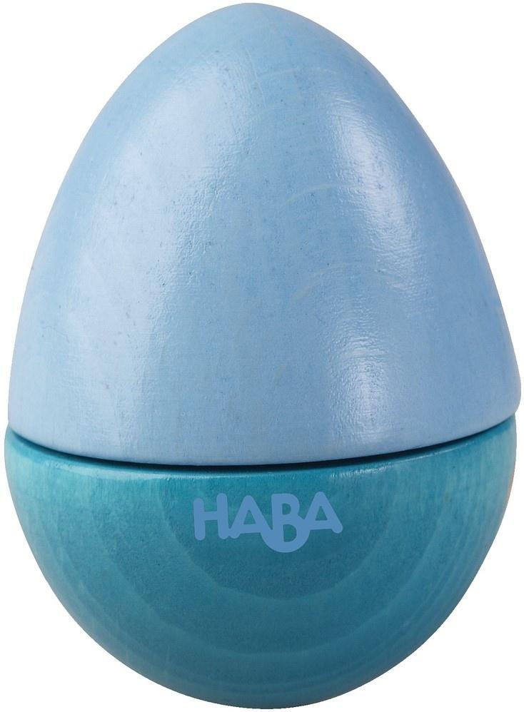 Music Egg Wood 65 Cm Light Blue