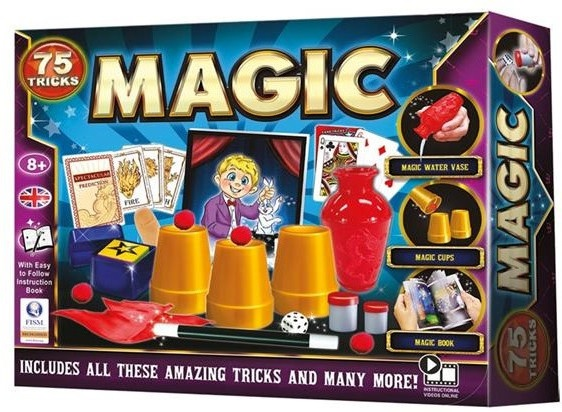 495957989e0 magic box Magic 75 Tricks
