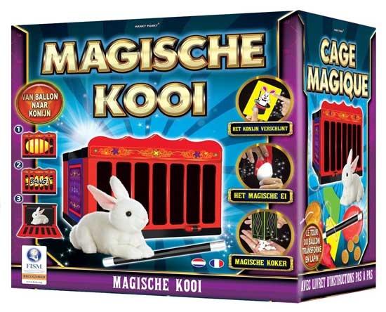 a3db2a7d1fc magic box Magic Cage