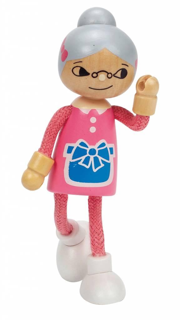 LEGO City FIGURINE-grand-mère en maillot de bain